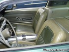 1967 Fastback Mustang Seats