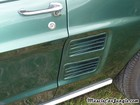 1967 Fastback Mustang Side Vents