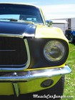 1967 Ford Mustang Front Left