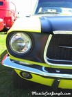 1967 Ford Mustang Front Right