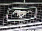 1968 Ford Mustang Grill Emblem