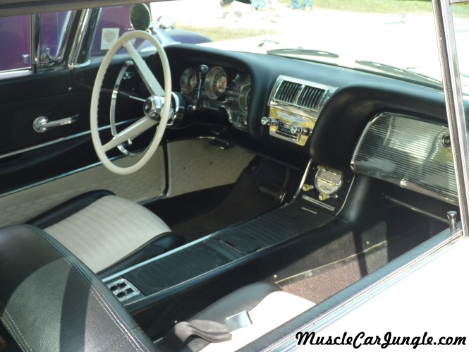 Classic Muscle Cars >> 1958 Thunderbird Interior