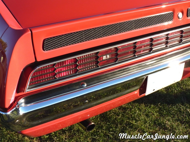 1971 Torino GT Tail Lights