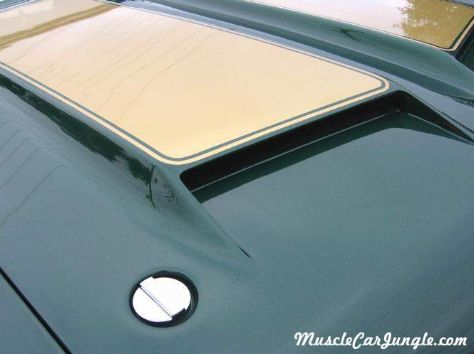 2016 Mustang Hood Scoop >> 1970 Olds 442 Hood Scoop