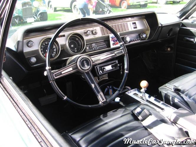 1967 Cutlass Dash