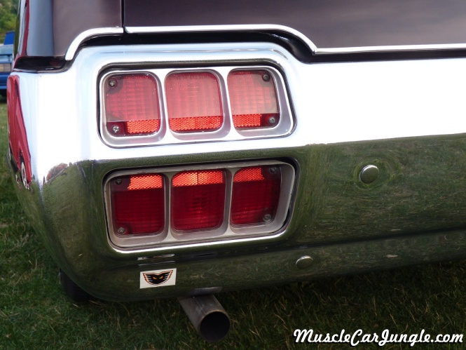 1972 Olds Cutlass Supreme Convertible Tail Light