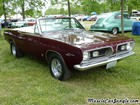 1967 Barracuda Convertible Front Right