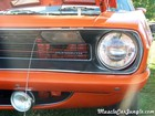 1970 383 Cuda Headlight