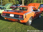 1970 383 Cuda Rear Right