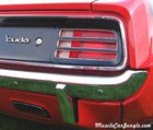 1970 440 Cuda Six Pack Taillight