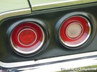 1973 Cuda 340 Tail Lights