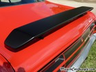 1971 340 Wedge Duster Rear Wing