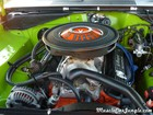 1971 Duster 340 Wedge Engine