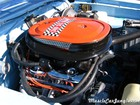 1973 Duster 340 Six Pack Engine
