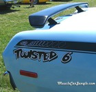 1973 Duster Twisted 6 Rear Spoiler