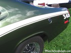 1973 Plymouth Duster 340 Fender Stripe