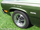 1973 Plymouth Duster 340 Wheel