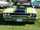 1970 Plymouth Road Runner Front