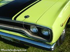 1970 Plymouth Road Runner Headlights
