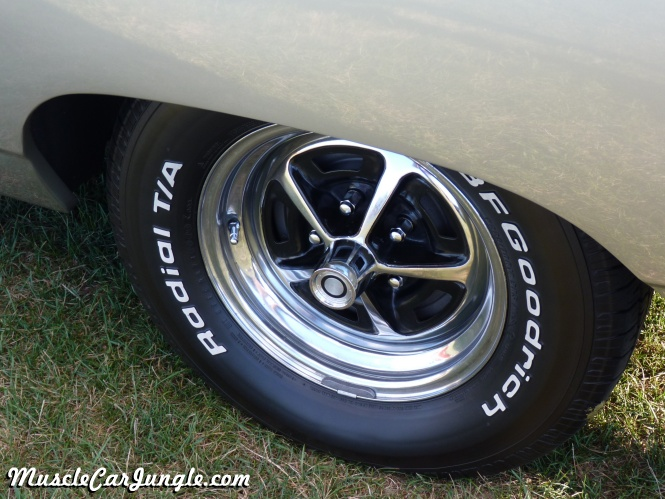 Road Runner Wheel