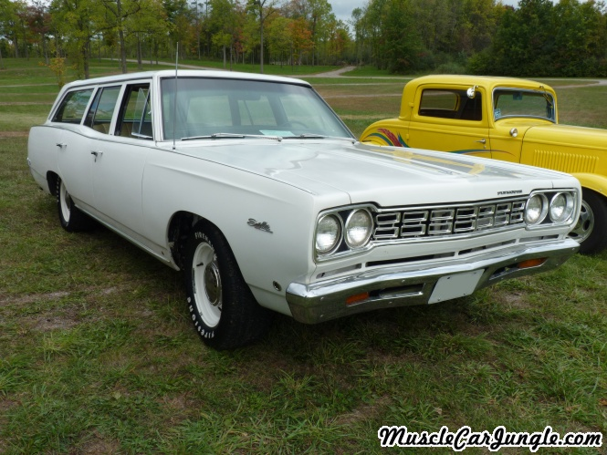 Buick Gran Sport >> 1968 Plymouth Satellite Station Wagon