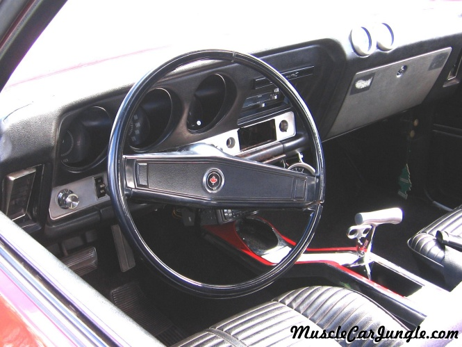 pontiac beaumont interior