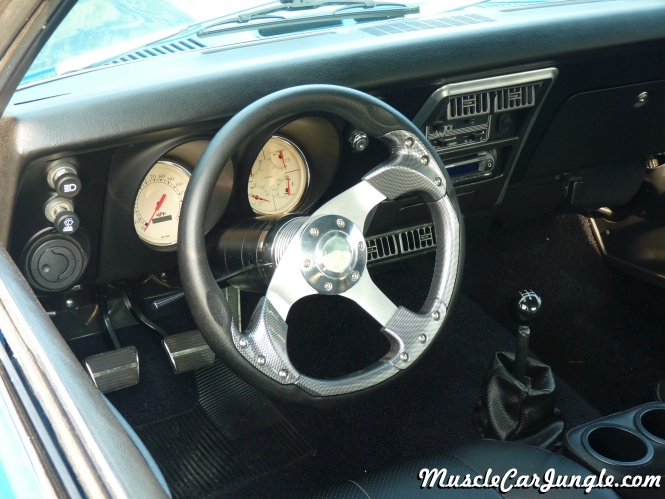 1968 Firebird Dash