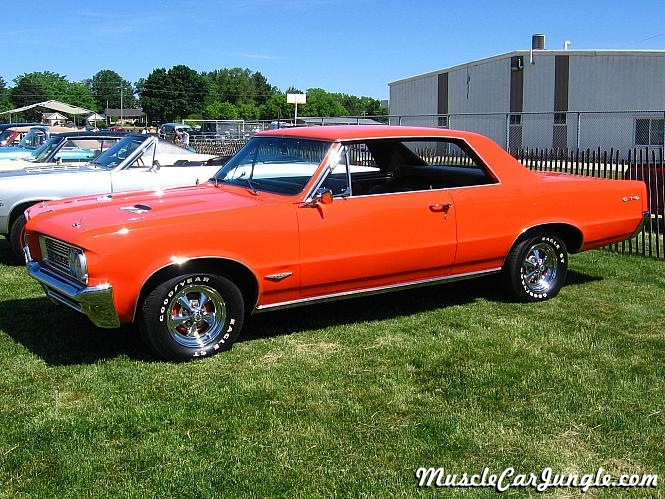 1964 Pontiac Gto Profile