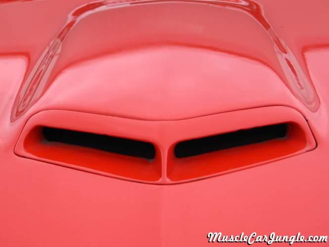 2016 Mustang Hood Scoop >> 1966 GTO Hood Scoop