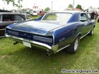 1966 Pontiac GTO Rear Right