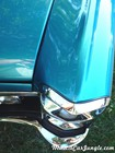 1967 GTO Headlight Trim
