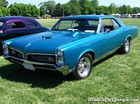 1967 Pontiac GTO Left Side