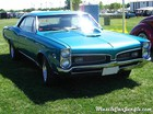 1967 Pontiac GTO Right Side