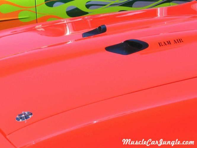 All Cars Names >> 1970 Ramair GTO Hood Scoops
