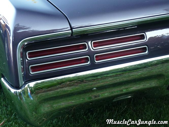 67 Pontiac Gto Tail Lights