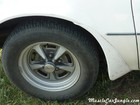 1974 Trans Am 455 SD Rear Wheel Spoiler