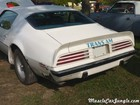 1974 Trans Am 455 SD Tail Lights