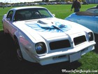 1976 Pontiac Trans Am Front Right