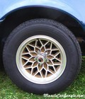 1979 Firebird Trans Am Wheel
