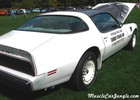 1980 Trans Am Pace Car Right Rear